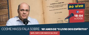 """161 Anos de """"O Livro dos Espíritos""""."""